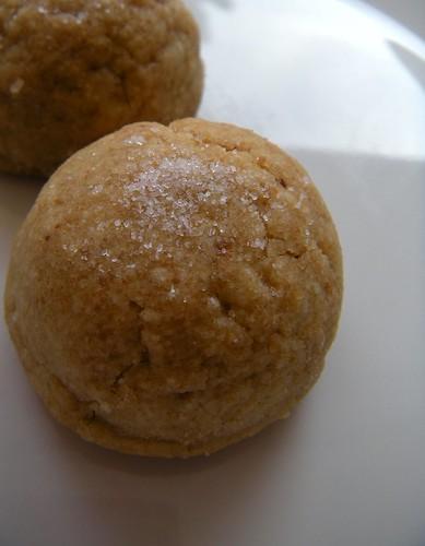 brown butter sea salt cookie