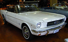 The First Ford Mustang