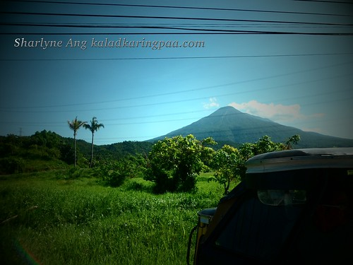 Mount Banahaw in Vignette - Samsung PL150