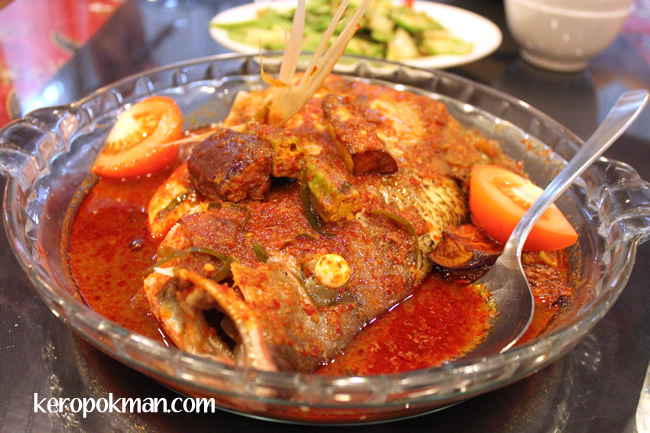 Assam Fish Head