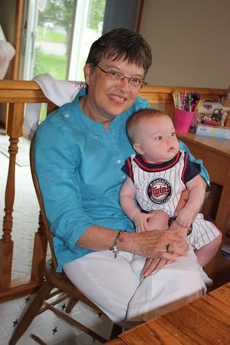 Grandma & Charlie