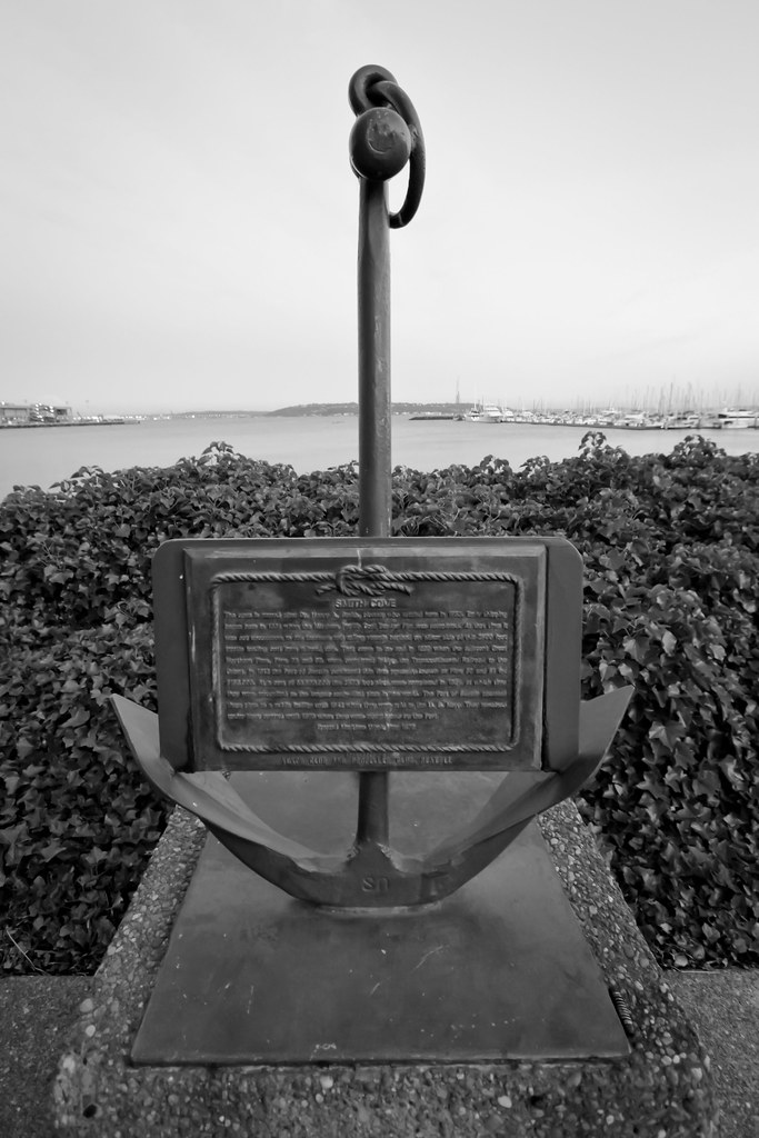 Smith Cove park anchor