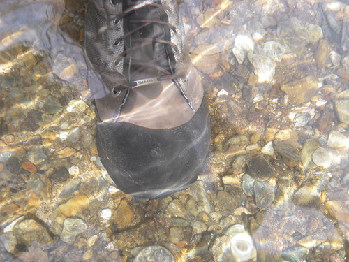 Simms Vibram Soled Wading Boots