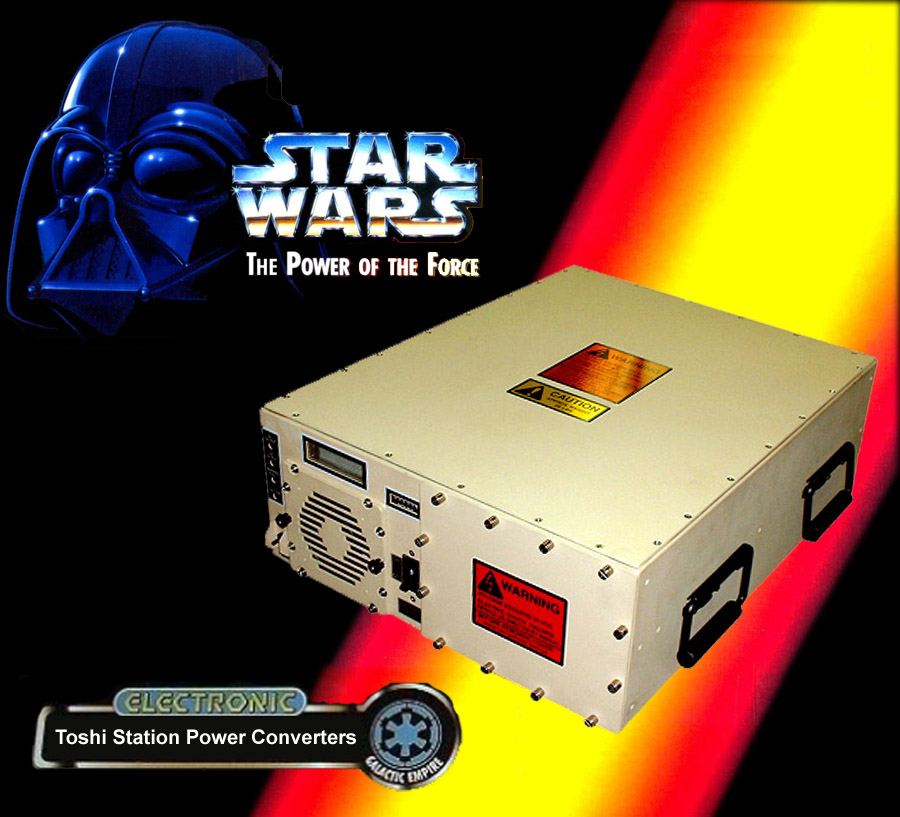 Toshi Station Power Converters