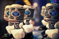 Mics for Sale at Disney's American Idol Experience