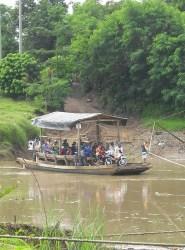 Perahu Penyeberangan