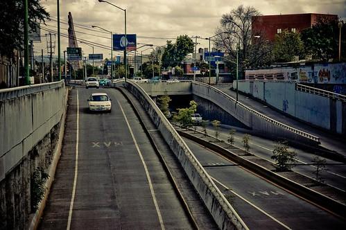 Avenida Mariano Otero, fondo Glorieta Niños Heroes