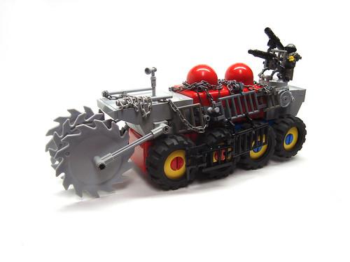 LEGO Primopoc Reaper