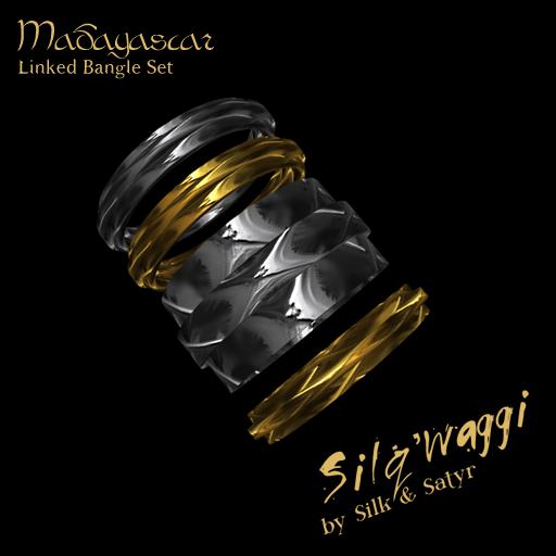 Madagascar by Silq'waggi