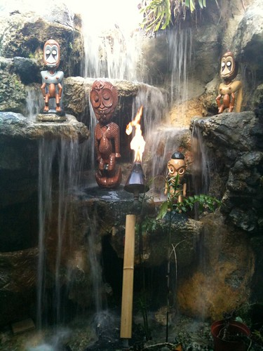 Mai Kai Waterfall Idols