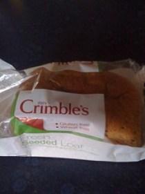 adventures of a gluten free globetrekker Gluten Free Bread Part 2: Mrs Crimbles Gluten Free Products