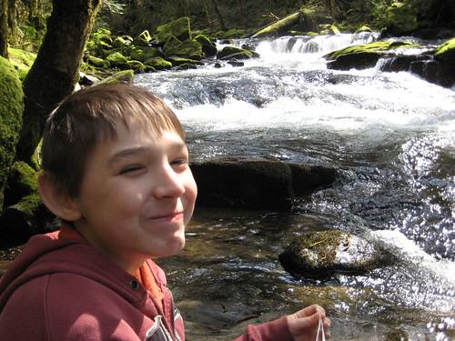 Alsea Falls Hike