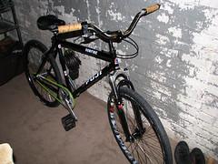Brian's bike