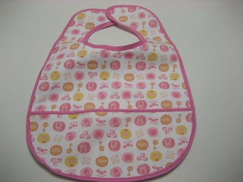 Sew Project 3 - Baby Bib
