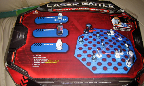 20100501 - yard sale stuff - IMG_0180 - Laser Battle ($1)