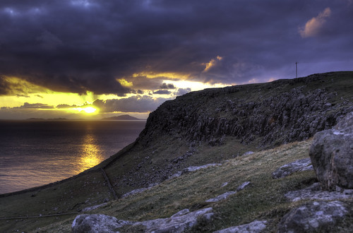 Neist Point HDR