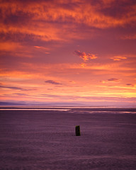 """Fire Glow Sky, Findhorn II • <a style=""""font-size:0.8em;"""" href=""""http://www.flickr.com/photos/26440756@N06/4658118524/"""" target=""""_blank"""">View on Flickr</a>"""