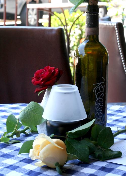 gazebo wine garden