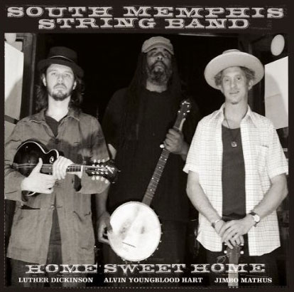 South Memphis String Band - Home Sweet Home (CD)