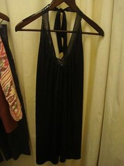 6 Little black dress