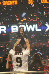 Drew Brees, Jan. 7th, 2010