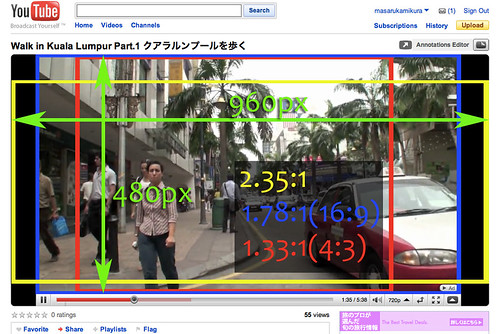 YouTube Aspect Ratio 201002