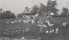 Parent Teacher Association (PTA) Reception, 1918