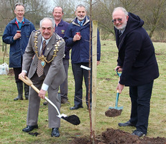 Fruit Tree Planting @ Childrens' Wood
