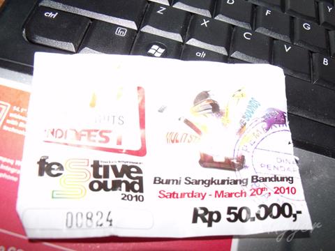 festive sound 2010