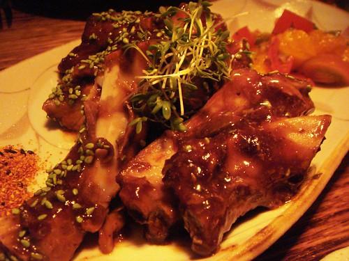 Fish Market / Fiskmarkadurinn, Iceland - Grilled Pork Ribs