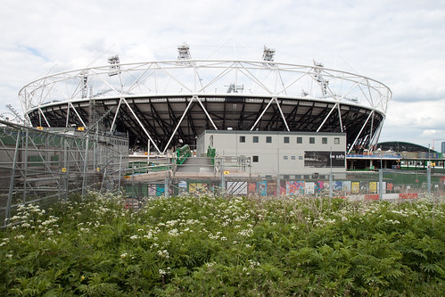Olympic Stadium, London - tompagenet on Flickr