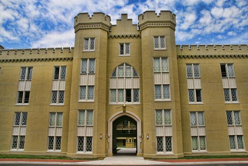 The Castle Dorms