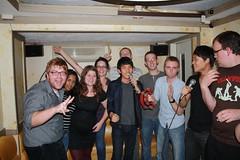 Noraebanging - with the drunken Koreans from the room next door