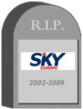 Sky Europe Tombstone