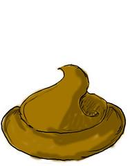 Poop Drawing