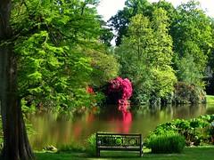 Sheffield Park, a National Trust Garden in Eas...