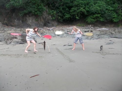 Beach War