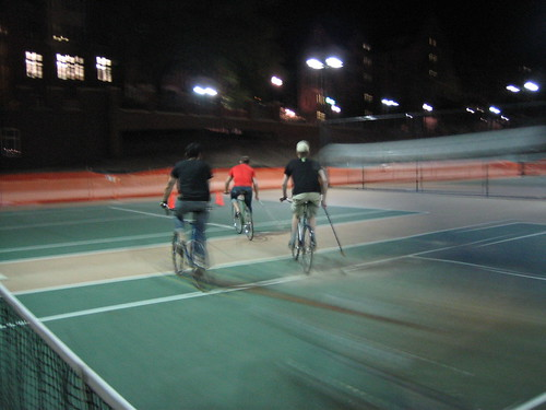 Ann Arbor Bike Polo