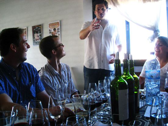 Anuva Wine Tasting in Buenos Aires