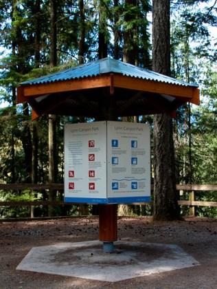 Lynn Canyon Park - Info