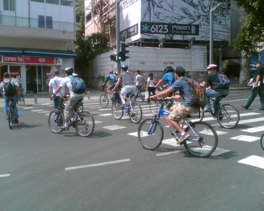 סיור אופניים באבן-גבירול