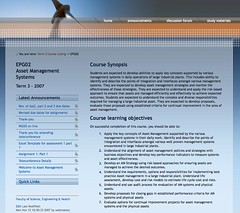 EPG02 Course home page