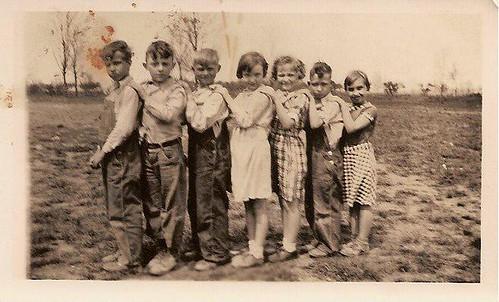 1st grade class - 1932