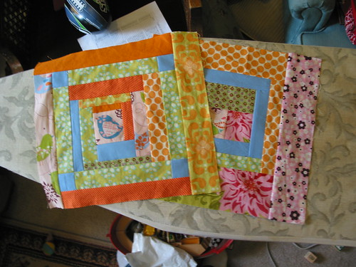 Scraptastic quilting bee - January