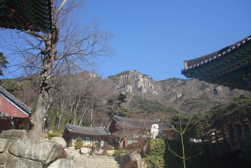 Gimhae Tempel