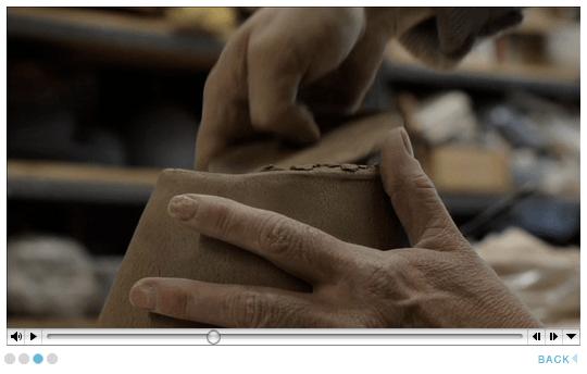 Art of Craft films | Jinny Whitehead - wood-fire potter
