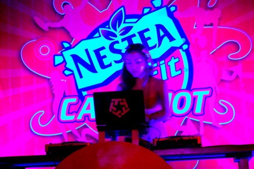 Nestea Fit Camp Boracay Day 1 Dinner Party (5)