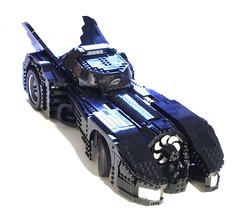 batmobile: BIG