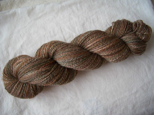 Yarn Yard - Red Squirrel - FO