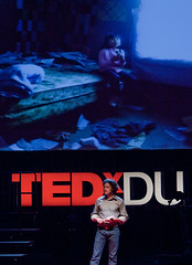 Aaron Huey speaks at TEDxDU